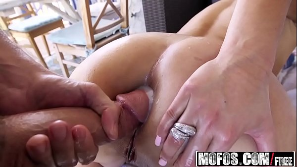 Blonde MILFs Anal Experiment | Let's Try Anal