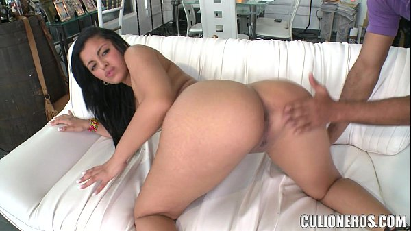Perfect Colombian Teen with a Big Ass | Culioneros